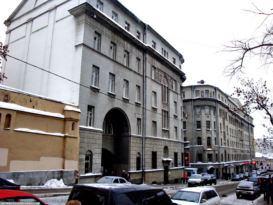 Сибвед допотопные кварталы Москвы sibved