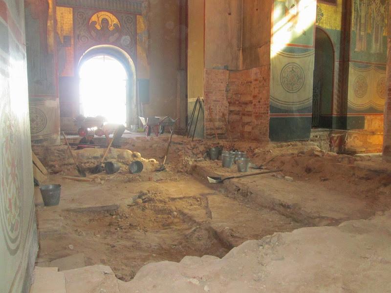 допотопные храмы
