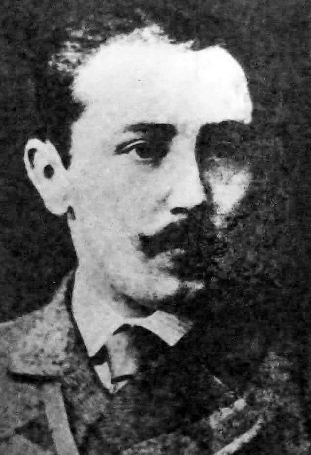 граф Николай Александрович Толстой
