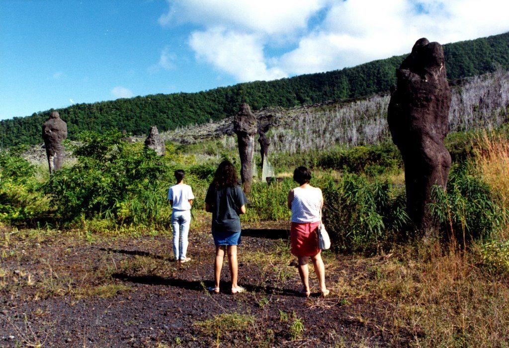 Истуканы острова Реюньон sibved