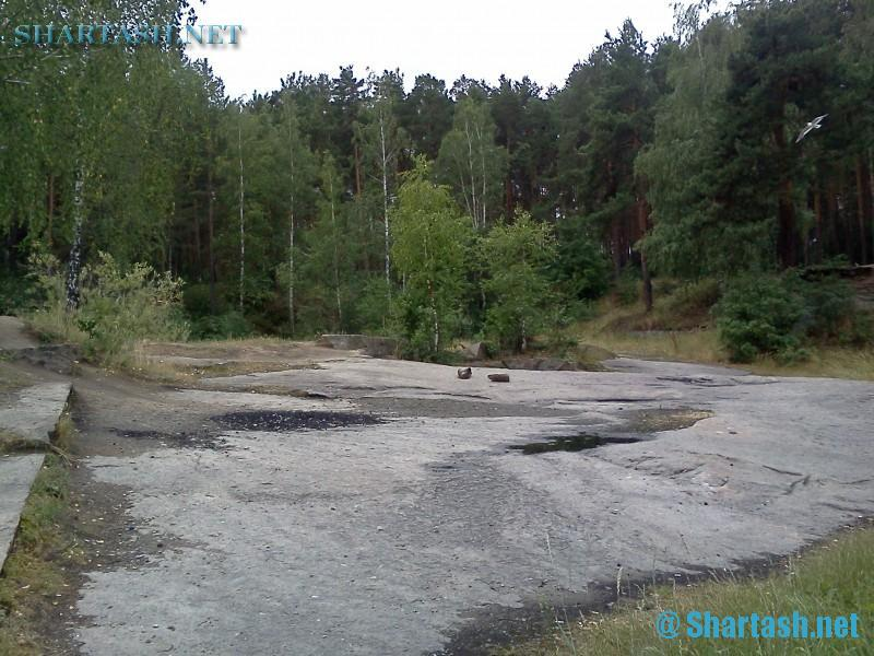 озерo Шарташ