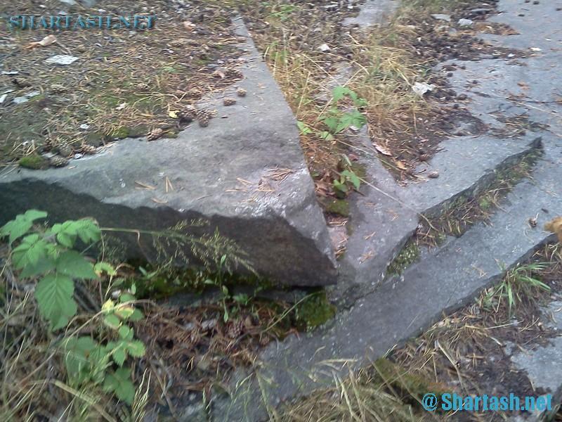 мегалиты озера Шарташ