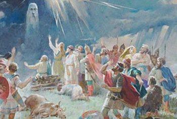 правда о жертвоприношениях у славян