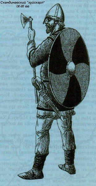Викинги. Берсерки , хускарлы или что из себя представляли титулы скандинавов реально. Ч5. SKUNK69