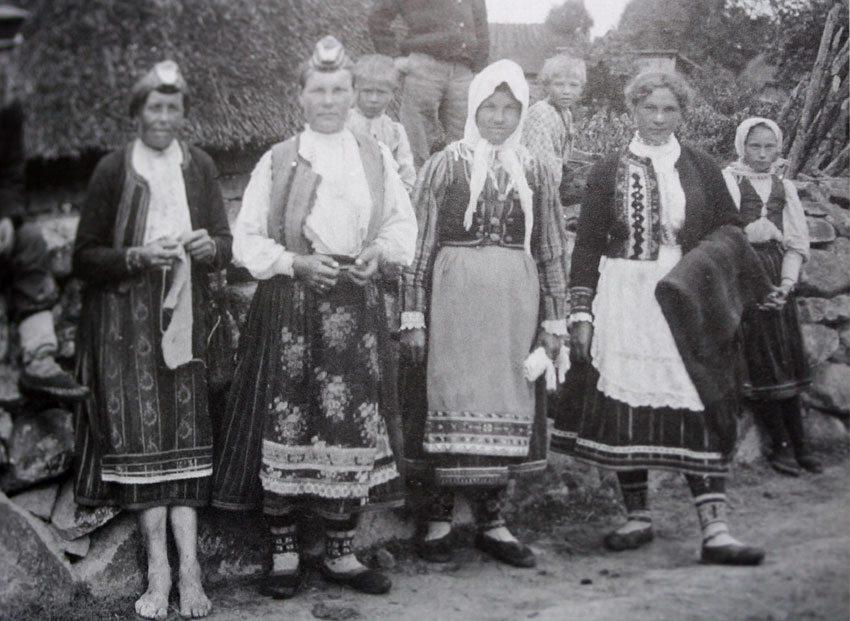 Прибалтика и викинги SKUNK69