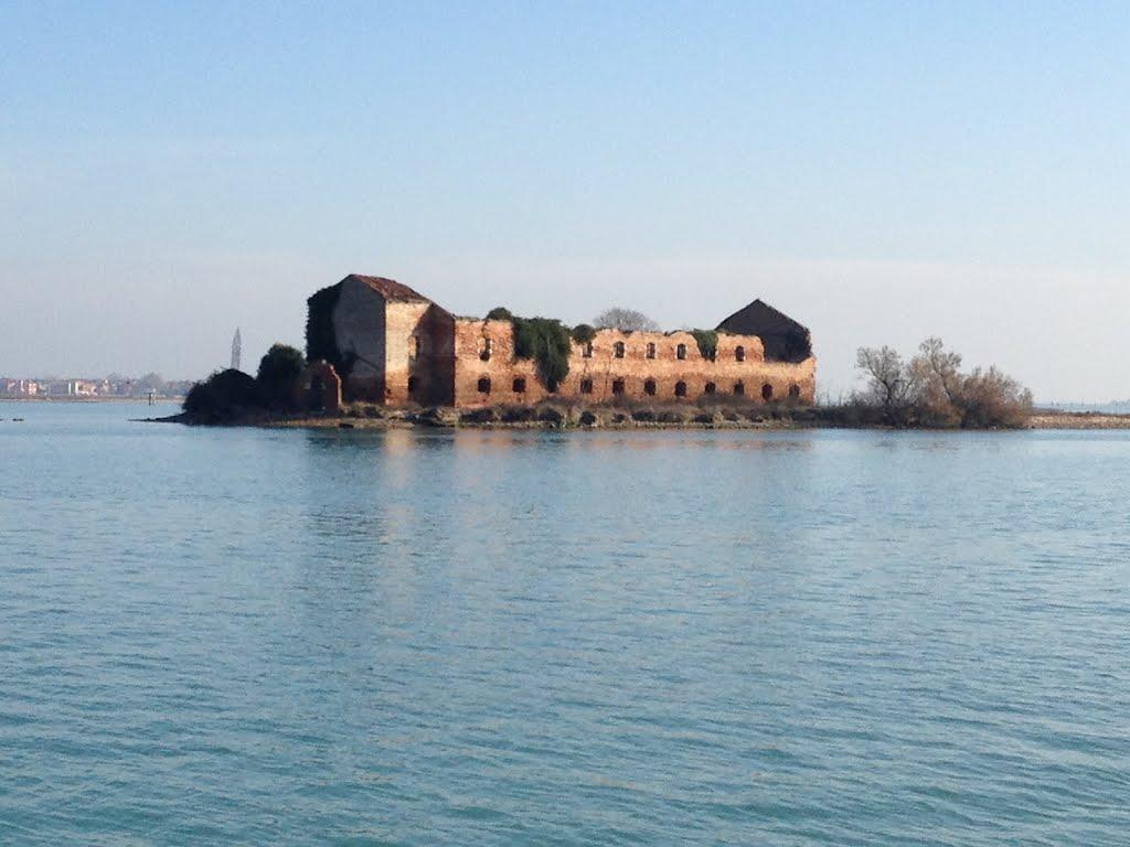 допотопная венеция