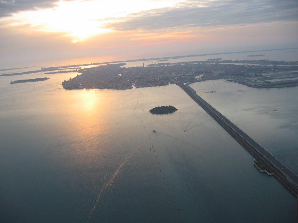 венеция затопленный город
