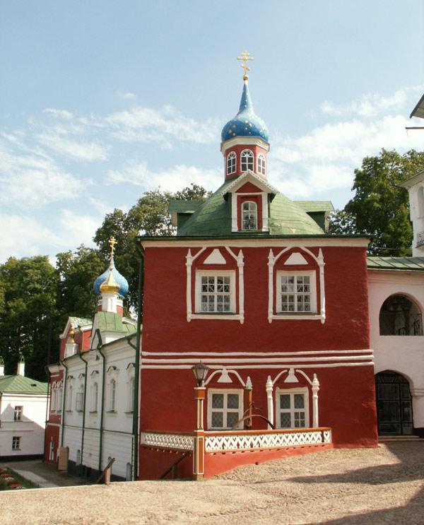 Ризница Печорского монастыря