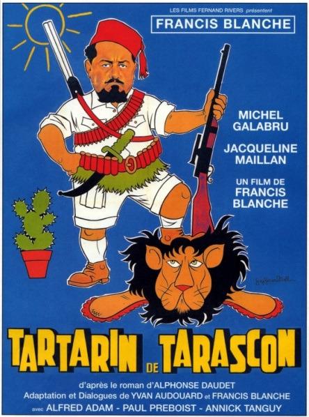 Альфонс Доде. Тартарин из Тараскона.