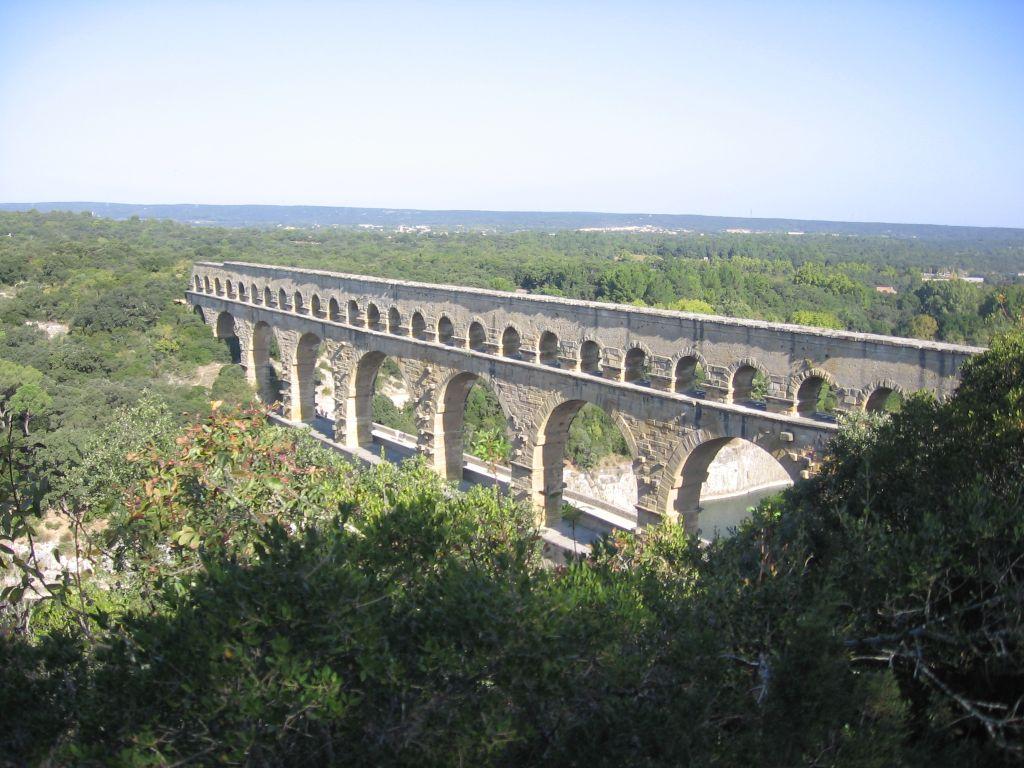 Акведук в Лангедоке