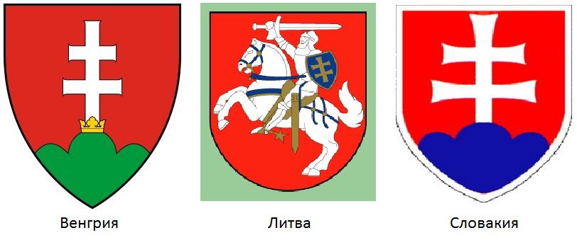 Лотарингский крест