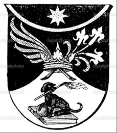 Герб Доминиканского ордена