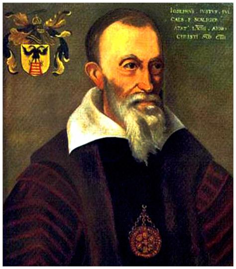 Жозе́ф Жюст (Иосиф Юстус) Скалиге́р (1540-1609)