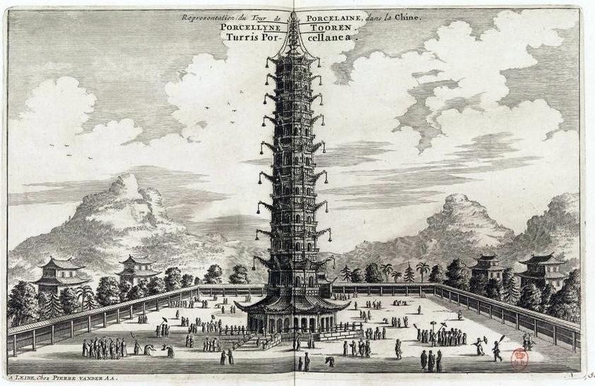 фарфоровая башня
