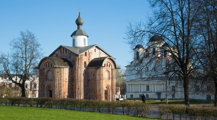 Церковь Параскевы