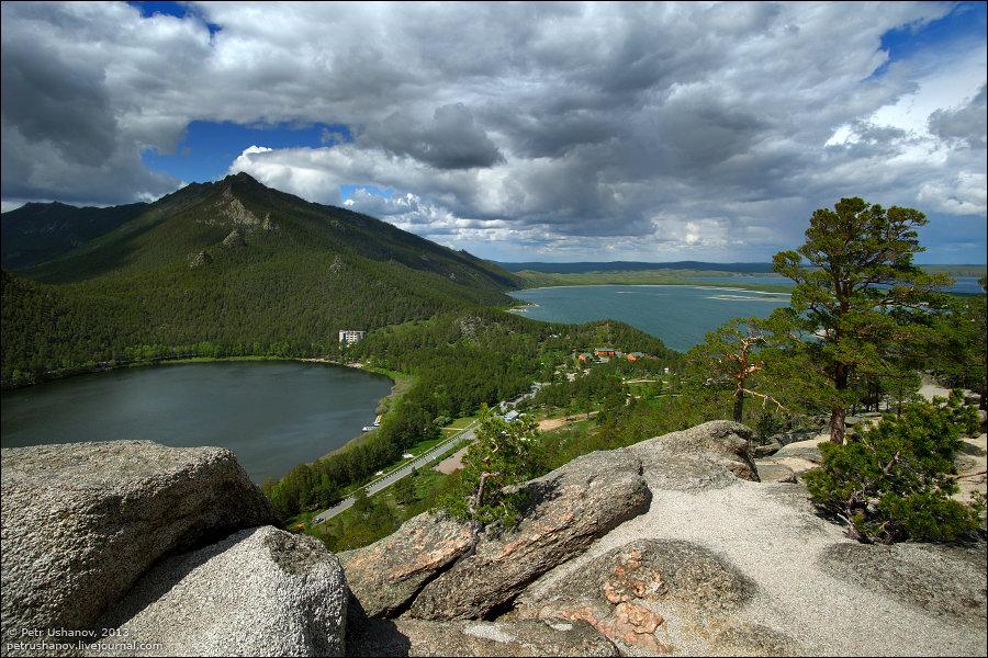 Боровое. Казахстан. Автор фото Пётр Ушанов.