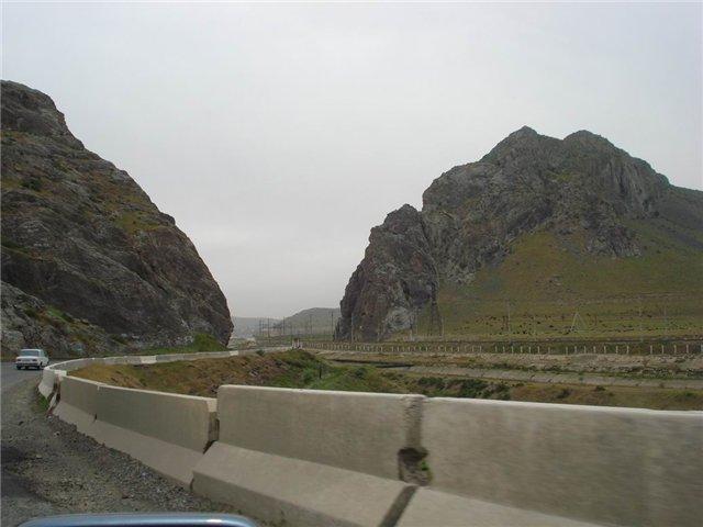 Железные ворота. Узбекистан.