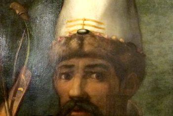 Кристофан Дель Альтиссимо. Тамерлан. (1568)