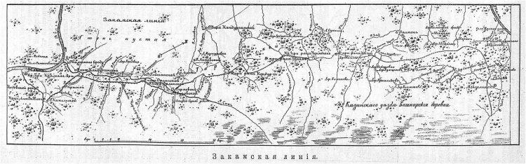 Закамская Линия