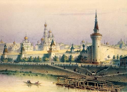 И. Вейс. Москва 1852г.
