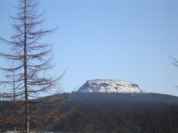 Гора Шапка Невельского