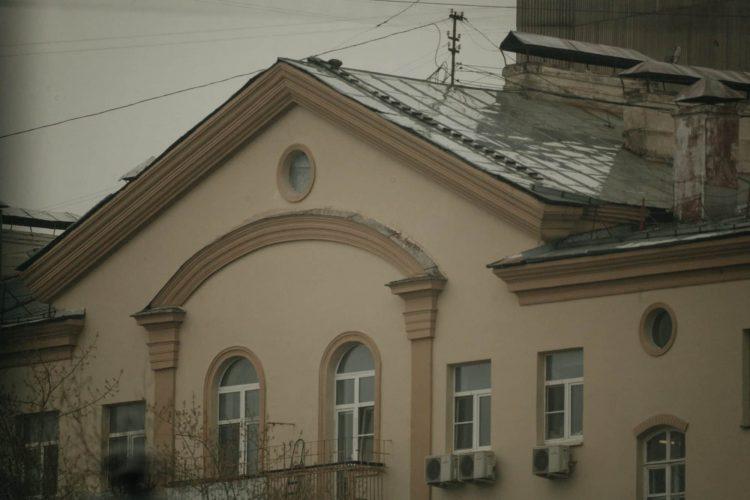 слуховые окна