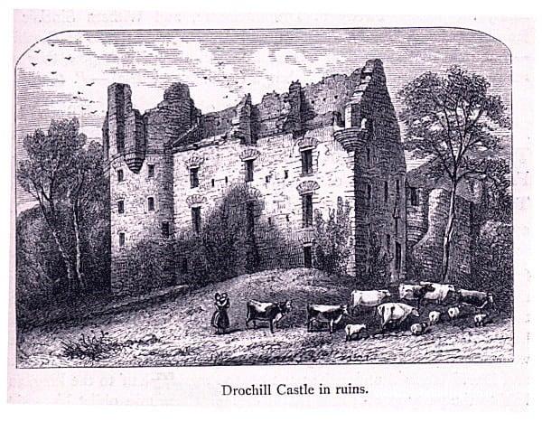Дрочил Касл (замок Дрочил)