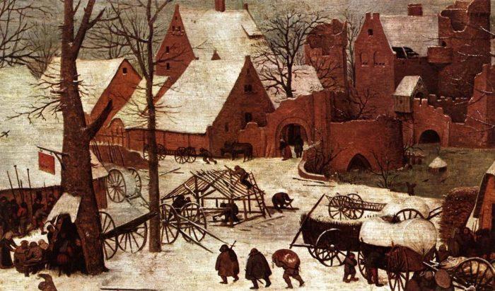 Питер Брейгель старший картина
