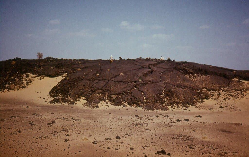 окаменевшая грязь