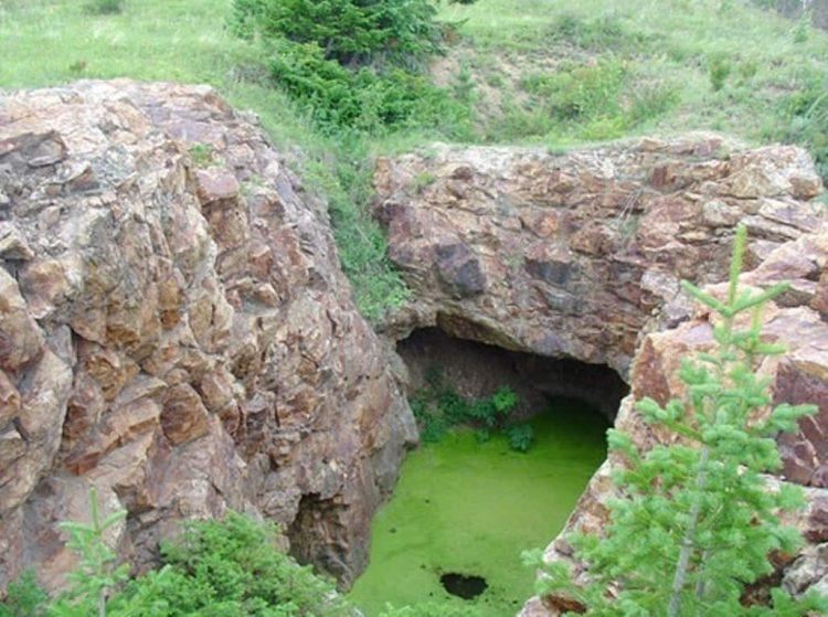 Черепановский рудник.