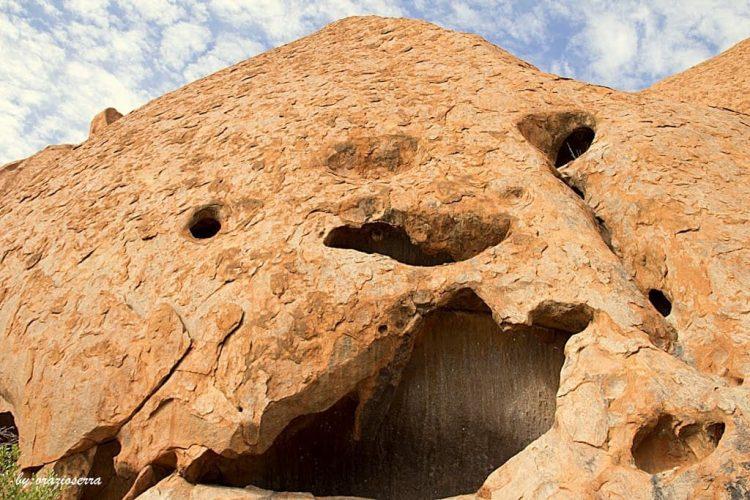 Каменный массив Улуру, Австралия.