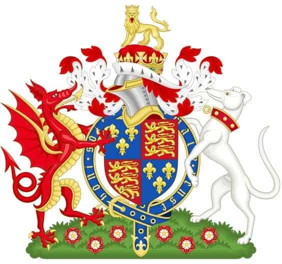 герб дракон