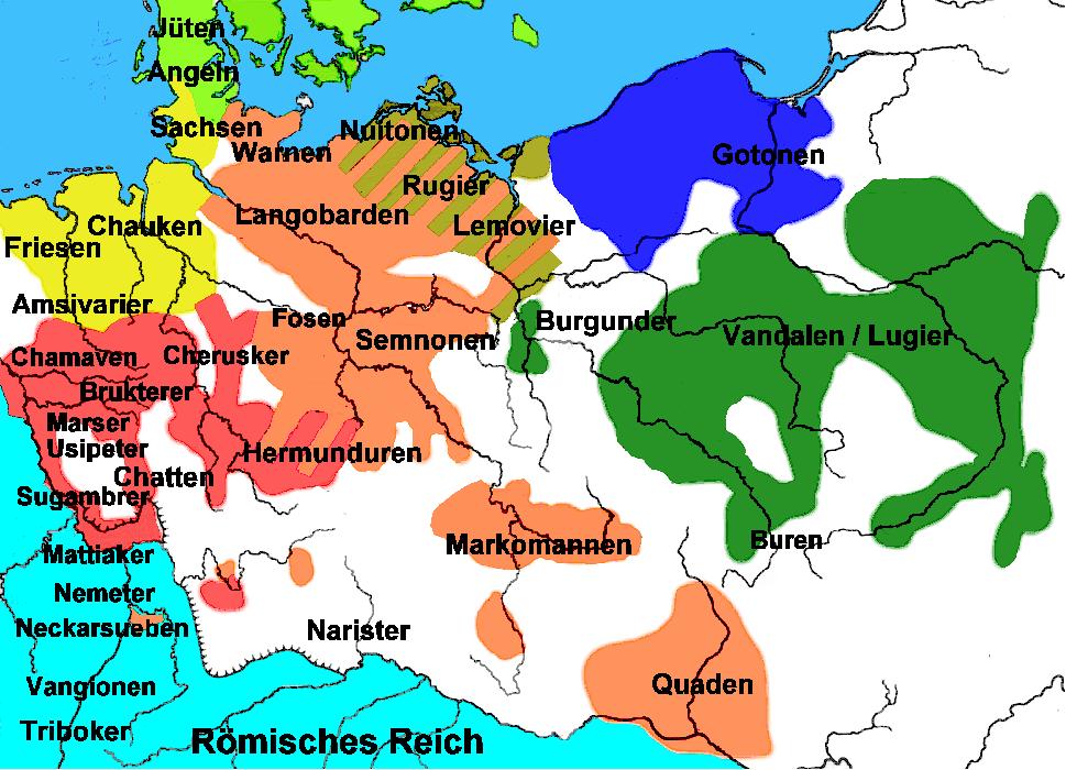 славяне Европа