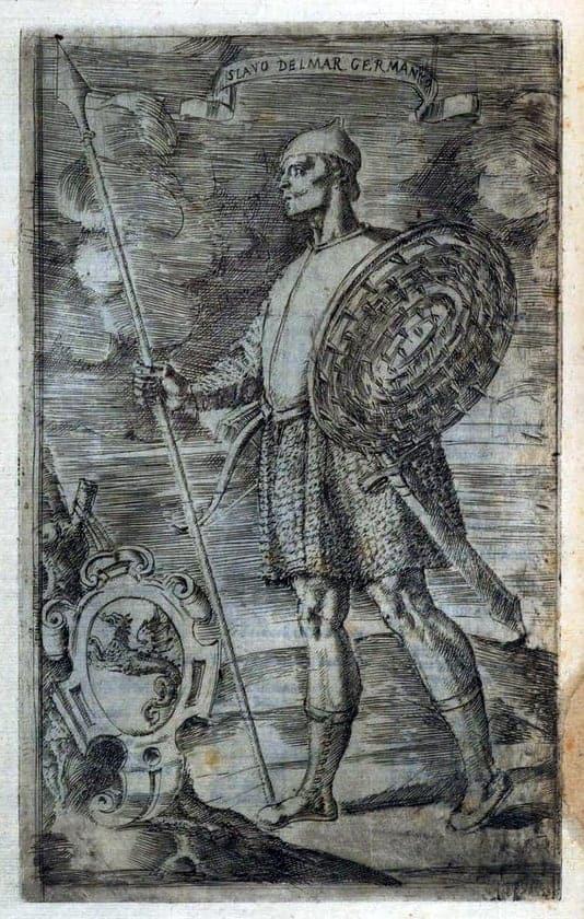 славянский дракон