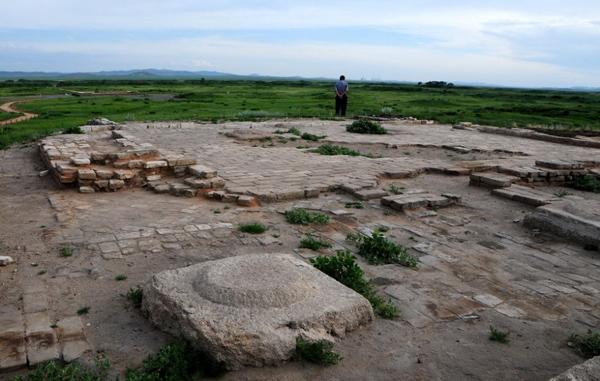 руины Тартария