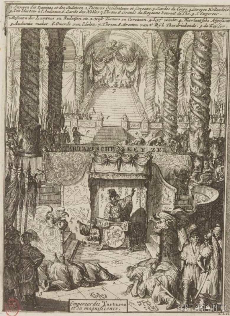 Дворец Великого Хана Тартарии