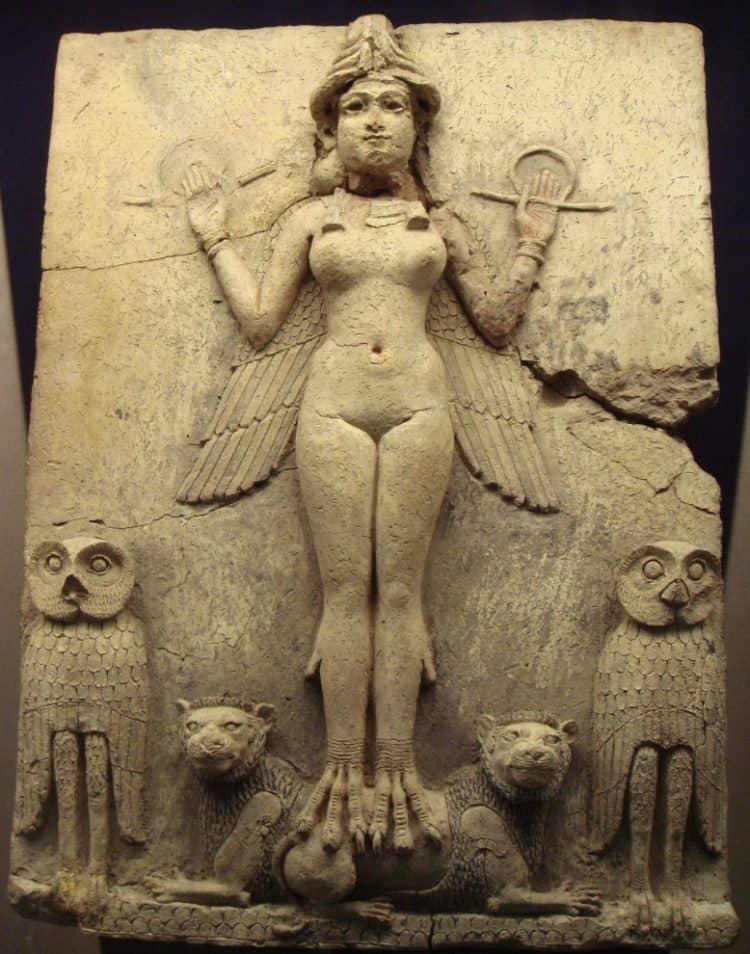Богиня Иштар (Вавилон)