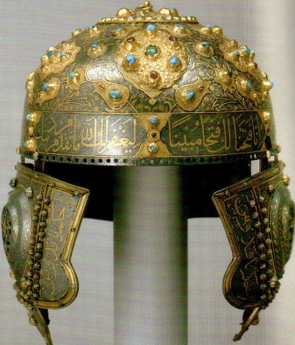 шлем царя Михаила Федоровича