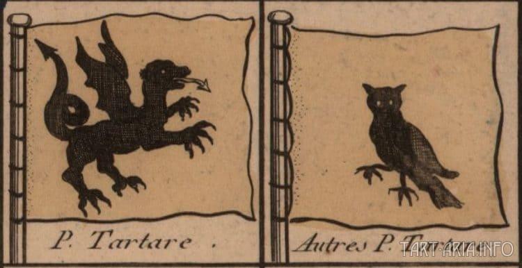 Флаги Тартарии