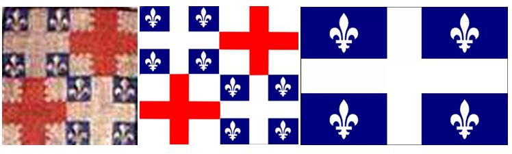 флаг Квебека
