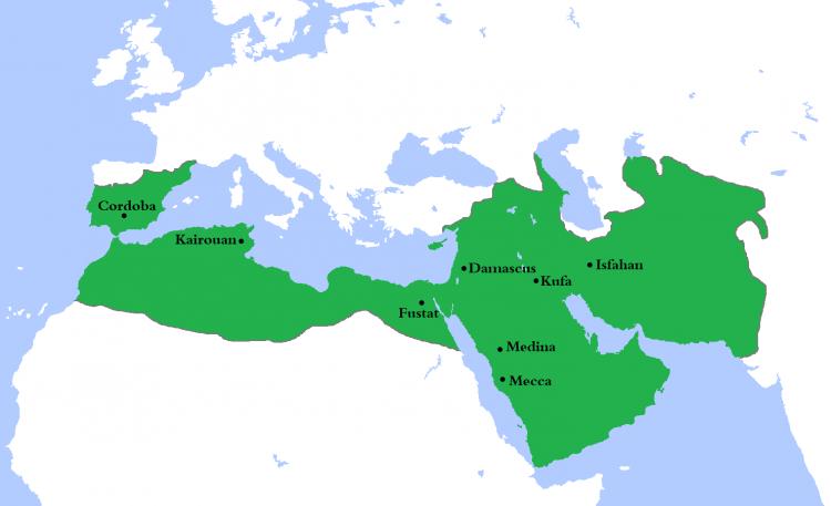 Халифат Омейядов