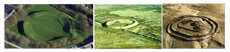 землянные круги
