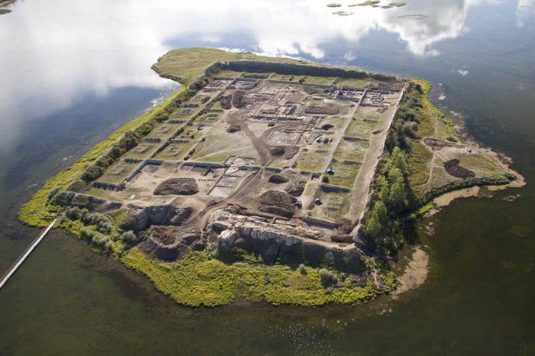 Крепость Пор-Бажын. Тува