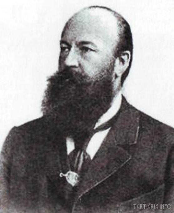 Е.И. Классен. Преподаватель, автор научно-образовательных книг и учебных пособий, литератор. (1795 – 1862)