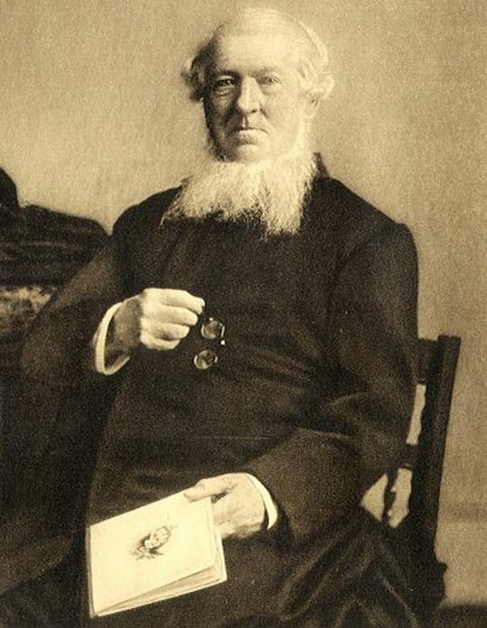 Сэр Генри Кресвик Роулинсон, (Henry Creswicke Rawlinson) 1810-1895гг.