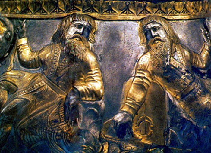 О скифах, тартарах, греках, русах и женщине с двумя хвостами Sil2