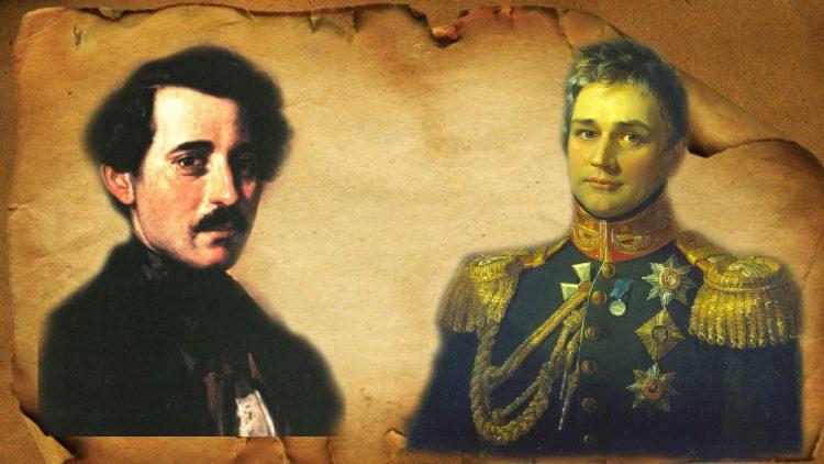 Карло Боссоли и граф Михаил Воронцов