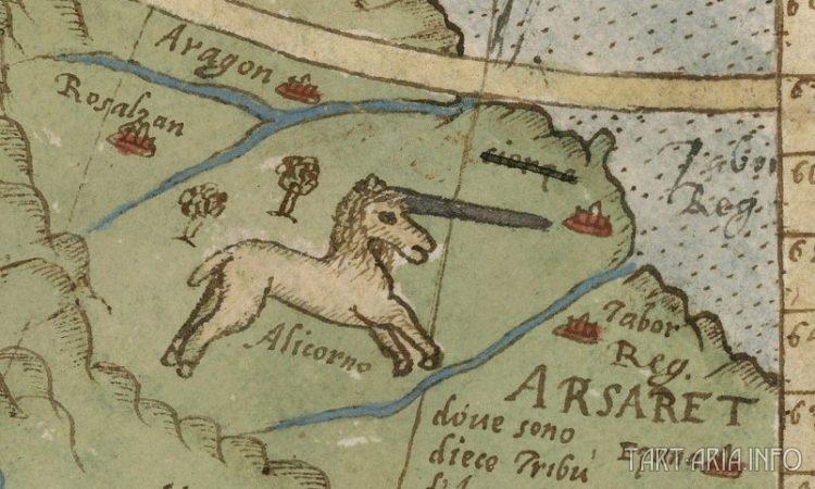 Единорог в междуречье Лены и Енисея