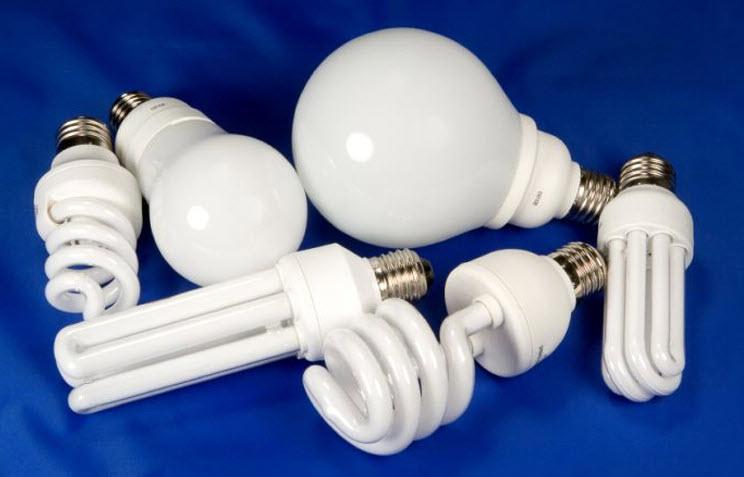 Газоразрядные ртутные лампы