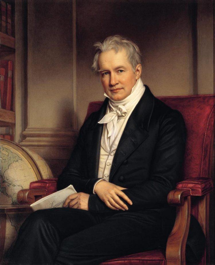 Портрет работы Йозефа Карла Штилера. 1843 год